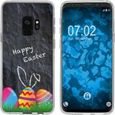 Samsung Galaxy S9 Silicone Case Easter M6