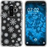 Samsung Galaxy S9 Silikon-Hülle X Mas Weihnachten  M2