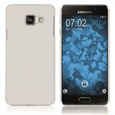 Hardcase for Samsung Galaxy A3 (2016) A310 rubberized white