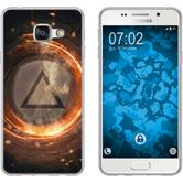 Samsung Galaxy A5 (2016) A510 Silikon-Hülle Element  M3
