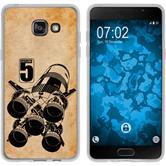 Samsung Galaxy A5 (2016) A510 Custodia in Silicone   M3