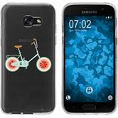 Samsung Galaxy A7 (2017) Silicone Case Bike M3