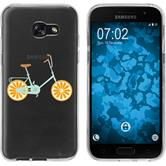 Samsung Galaxy A7 (2017) Silicone Case Bike M4