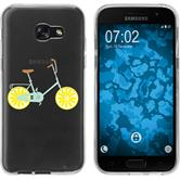Samsung Galaxy A7 (2017) Silicone Case Bike M5