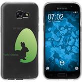 Samsung Galaxy A5 2017 Coque en Silicone Pâques M2