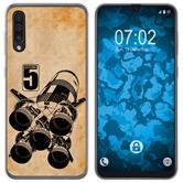 Samsung Galaxy A50 Silicone Case  M3