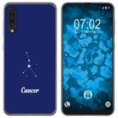 Samsung Galaxy A50 Silicone Case Zodiac M3