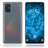 Silicone Case Galaxy A51 crystal-case Crystal Clear Cover