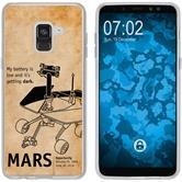 Samsung Galaxy A8 (2018) EU Version Custodia in Silicone   M2