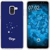 Samsung Galaxy A8 (2018) Plus Silicone Case Zodiac M2