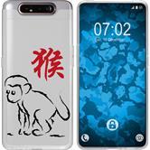 Samsung Galaxy A80 Silicone Case Chinese Zodiac M9