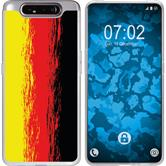 Samsung Galaxy A80 Custodia in Silicone WM  M6