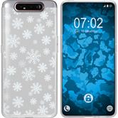 Samsung Galaxy A80 Silicone Case Christmas X Mas M2