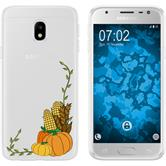 Samsung Galaxy J3 2017 Silicone Case autumn M5