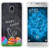 Samsung Galaxy J3 2017 Silicone Case Easter M6