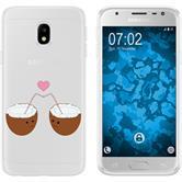 Samsung Galaxy J3 2017 Silicone Case summer M3