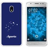 Samsung Galaxy J3 2017 Silicone Case Zodiac M10
