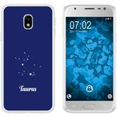Samsung Galaxy J3 2017 Silicone Case Zodiac M8