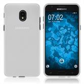 Silicone Case Galaxy J3 (2018) matt transparent Case