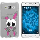 Samsung Galaxy J5 (2015 - J500) Silicone Case Cutiemals M4
