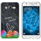 Samsung Galaxy J5 (2015 - J500) Silicone Case Easter M6