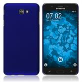 Hardcase Galaxy J7 Prime 2 rubberized blue Case