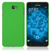 Hardcase Galaxy J7 Prime 2 rubberized green Case
