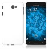 Hardcase Galaxy J7 Prime 2 gummiert weiß Case