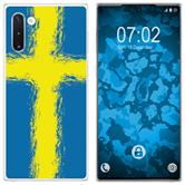 Samsung Galaxy Note 10 Silicone Case WM Sweden M12