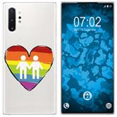 Samsung Galaxy Note 10+ Silicone Case pride M3