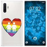 Samsung Galaxy Note 10+ Silicone Case pride M4