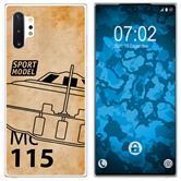 Samsung Galaxy Note 10+ Silicone Case  U.F.O. M1