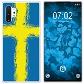 Samsung Galaxy Note 10+ Silicone Case WM Sweden M12