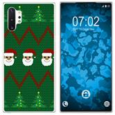 Samsung Galaxy Note 10+ Silicone Case Christmas X Mas M7