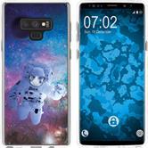 Samsung Galaxy Note 9 Silicone Case  M5