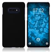 Hardcase Galaxy S10e rubberized black Cover