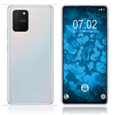Silicone Case Galaxy S10 Lite crystal-case Crystal Clear Cover