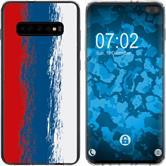 Samsung Galaxy S10 Plus Silicone Case WM Russia M9