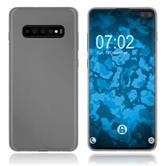 Silicone Case Galaxy S10 Plus matt  Cover