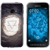Samsung Galaxy Xcover 4 Silikon-Hülle Element  M2