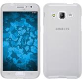 Silicone Case for Samsung Galaxy J2 360° Fullbody transparent