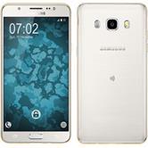 Silicone Case for Samsung Galaxy J5 (2016) J510 360° Fullbody gold