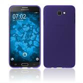 Silikon Hülle Galaxy J7 Prime 2 matt lila Case