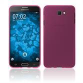 Silikon Hülle Galaxy J7 Prime 2 matt pink Case
