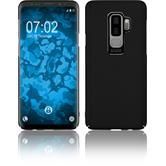 Hardcase Galaxy S9 Plus Velvet schwarz Case