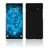 Hardcase Galaxy S10 Plus rubberized black Cover