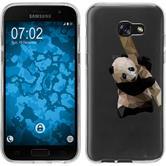 Samsung Galaxy A5 2017 Silicone Case vector animals design 4
