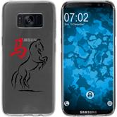Samsung Galaxy S8 Plus Silicone Case Chinese Zodiac design 7