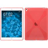 Silicone Case for Apple iPad Pro 9.7 X-Style red