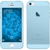 Silicone Case for Apple iPhone 5 / 5s / SE 360° Fullbody light blue